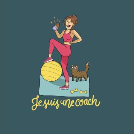 Bouge ton boule special haut du corps – 25 min